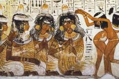 Banchetto e danza del Nuovo Regno