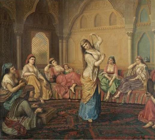 Awalim che danza per le donne.
