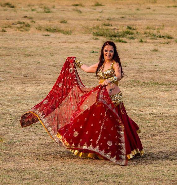 Jivan Parvani - stile Bollywood