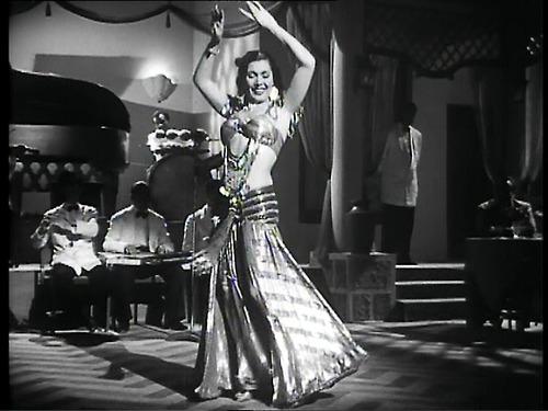 Tahia Carioca e la danza solista del cabaret