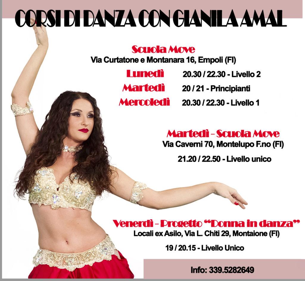 Gianila Amal Corsi 2019