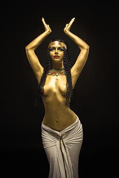 La Dea Hathor, Signora della danza (Prem Mahan)